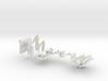 3dWordFlip: Merry/Bah! 3d printed