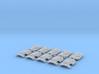 10x Ultra Legion - Marine Boarding Shields w/Hand 3d printed