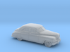 1/120 1X 1948-50 Packard Super Eight Series Sedan 3d printed