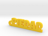 PIEDAD_keychain_Lucky 3d printed