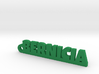 BERNICIA_keychain_Lucky 3d printed