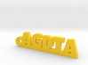 AGDTA_keychain_Lucky 3d printed