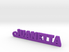 JUANETTA_keychain_Lucky 3d printed