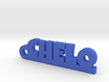 CHELO_keychain_Lucky 3d printed