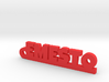 EMESTO_keychain_Lucky 3d printed