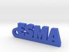ESMA_keychain_Lucky 3d printed
