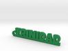 TRINIDAD_keychain_Lucky 3d printed