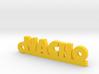 NACHO_keychain_Lucky 3d printed