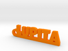 LUPITA_keychain_Lucky 3d printed