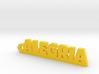 ALEGRIA_keychain_Lucky 3d printed