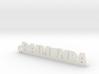 RAIMUNDA_keychain_Lucky 3d printed