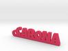CARONA_keychain_Lucky 3d printed