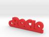ROCIO_keychain_Lucky 3d printed