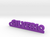 SILVERIO_keychain_Lucky 3d printed