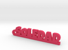 SOLEDAD_keychain_Lucky 3d printed