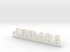 LINDARA_keychain_Lucky 3d printed
