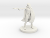 Female Rogue 3 3d printed