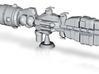 Carroccio Assault Cruiser -1:7000 3d printed