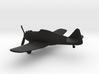 North American P-64 3d printed
