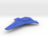 Mercury - Heavy Attack Ship 3d printed