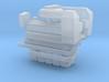 N Gauge MD655 Engine 3d printed