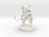 Halfling Female Ranger 3d printed