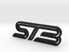 Ford Focus ST3 badge 3d printed