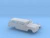 1/160 1967-70 Chevrolet Suburban Kit 3d printed