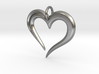 Heart to Heart Pendant V2.0 3d printed