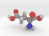 L-glutamic acid 3d printed
