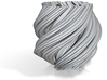 Repollo Vase 3d printed