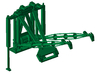 1/87th Holmes 750 twin boom early tow truck wrecke 3d printed