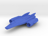 Hammer Space Fighter  3d printed