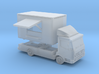 Foodtruck - 1:220 3d printed