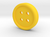 Rounded Sides Button 3d printed
