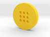 Large Alphabet Button 3d printed
