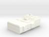 Flat bottomed Assault Lander (free download) 3d printed