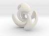 Donut 3 Cuts Twist 3d printed