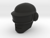 Glatorian Daft Punk Helmet 2 3d printed