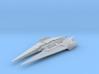 NR Ka'Bin'Tak Super Dreadnought Full Thrust Scale  3d printed