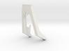 Intermadiate gantry 1:100 3d printed