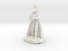 Khenra (Jackal) Necromancer Bard with Lyre 3d printed