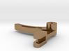 HO Valve Gear Reverse Shaft Lever RS 3d printed