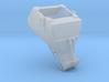 1-87 Laydown bucket extended gate 3d printed