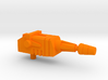 Starcom - Shadow Blast Track Sidecannon 3d printed