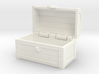 Double MTG Treasure Chest Token (16 mm dice chest) 3d printed