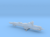Geary class Destroyer (68mm) 3d printed