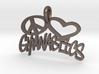 34- PL-GYMNASTICS- ( FOR STEEL)  3d printed