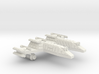 3125 Scale Lyran PF/Gunboat Tender CVN 3d printed