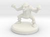 HeroQuest Goblin Miniature 3d printed